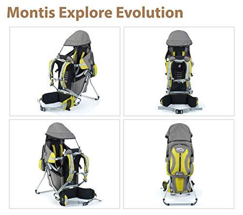 MONTIS EXPLORE EVOLUTION Test Vergleich 2019