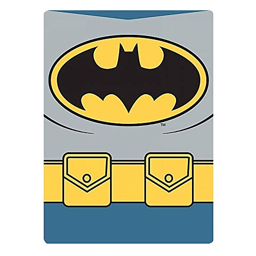 (Pritties Accessories Echte DC Comics Batman The Dark Knight Single Coaster Getränke Matte Vintage Retro)