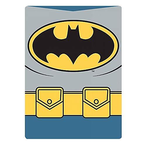 Pritties Accessories Echte DC Comics Batman The Dark Knight Single Coaster Getränke Matte Vintage Retro