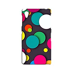 BLUEDIO Designer 3D Printed Back case cover for Sony Xperia Z1 - G3559