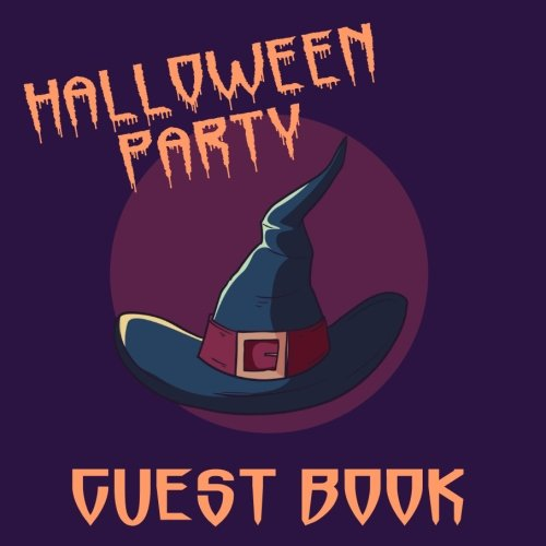 Guest Book Halloween Party: Guest Book Halloween Party V24 (Party-ideen Ghost Halloween)