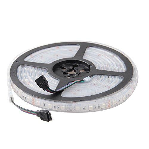 XKTTSUEERCRR RGB 5M 300 LED 5050 IP68 Komplett Wasserdicht Unterwasser LED Strip Licht Streifen Band Leiste -
