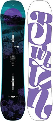 Burton Kinder Freestyle Snowboard Feelgood Smalls 130 2019 Girls