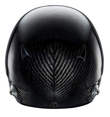 SPARCO S0033461S Casque Premier Rj 9I Super Carbon TG Fia. S Noir