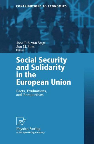 Social Security and Solidarity in the European Union: Facts, Evaluations, and Perspectives