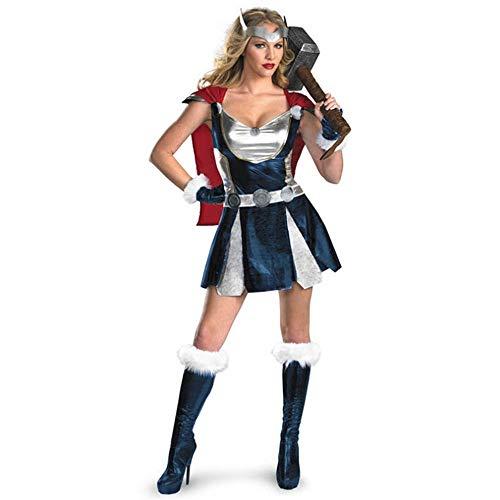 rty Rollenspiel, Raytheon Stage Kostüm, European and American Popeye Women es Wear, Sexy Uniforms,M ()