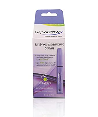 RapidBrow Eye Brow Enhancing Serum from International Research Laboratories
