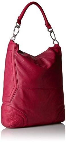 Liebeskind Berlin Tokio vintag, Sacs portés épaule Rouge - Rot (cherry blossom red 3532)