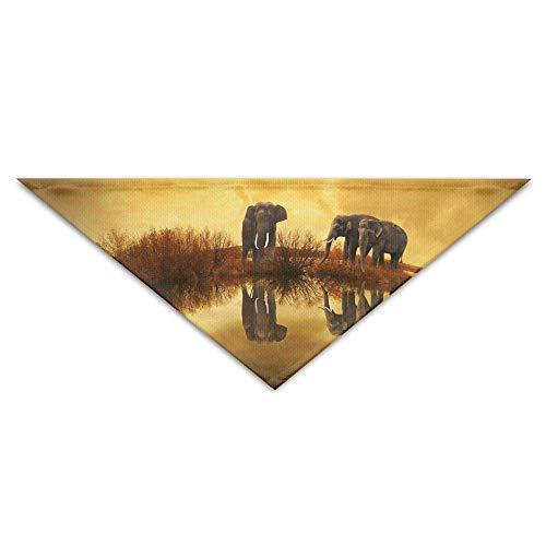 Rghkjlp Accesorios de la Bufanda del Elefante de la Bufanda del Babero...