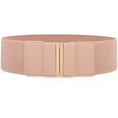Signora breve cintura/Elastica cintura decorativa/Cintura Estate Joker-E