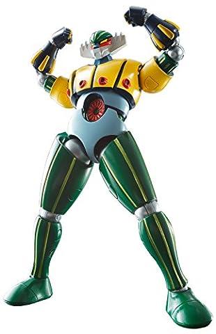 Super Robot alloy Koutetsu Jeeg about 13 cm ABS & PVC & die-cast coating Painted Action FigureBANDAI