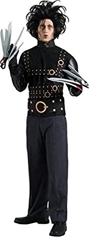 Cerf Costume Outfit - Rubis pour homme Edward Scissorhands Licence Halloween