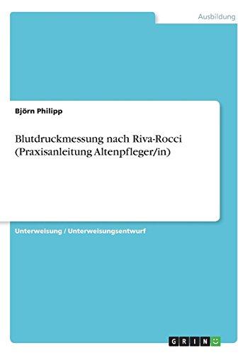 Blutdruckmessung nach Riva-Rocci (Praxisanleitung Altenpfleger/in)