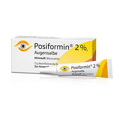Posiformin 2% Augensalbe, 5 g Salbe