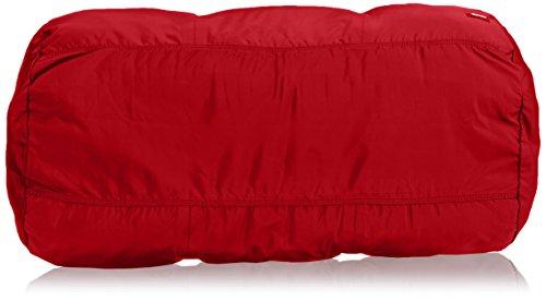 AmazonBasics - Seesack / Reisetasche, groß, 98 l, Rot Rot