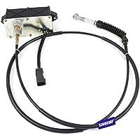 sinocmp 21en-32240 Accel actuador redondo corto Cable 5 pines acelerador acelerador motorfor Hyundai r290lc