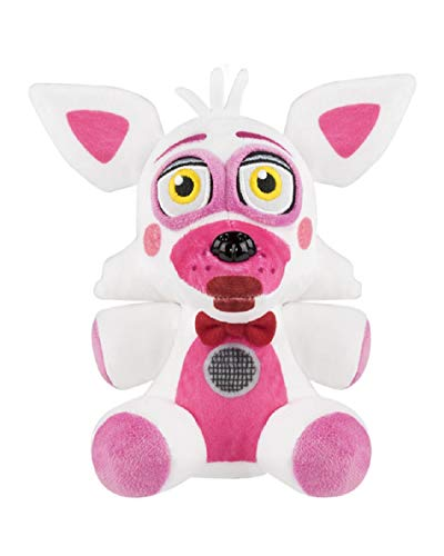 Five Nights At Freddys - Funtime Foxy Plush - 15cm 6""