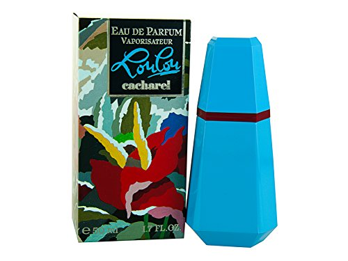 Cacharel Loulou Eau de Parfum Spray 50 ml, 1er Pack ( 1 x 50 ml)
