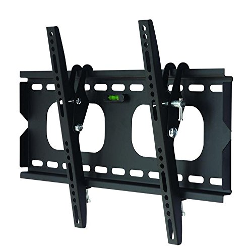 SOPORTE DE PARED PARA TV / MONITOR EN NEGRO INCLINABLE 12° PARA LG 32 32LV2500