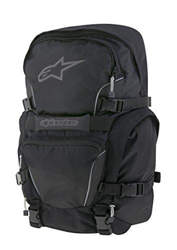 Preisvergleich Produktbild Alpinestars FORCE Rucksack Motorrad - schwarz grau silber Größe UNI