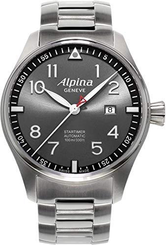 Alpina Geneve Startimer Automatic AL-525GB4S6B Orologio automatico uomo Rotore Alpina