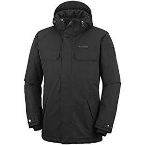 41DWYHL8BJL. SS300  - Columbia Men's Waterproof Jacket, Rugged Path