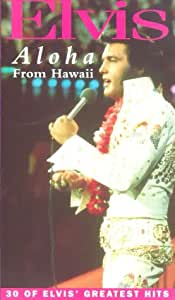 Elvis Presley - Aloha from Hawaii [VHS]