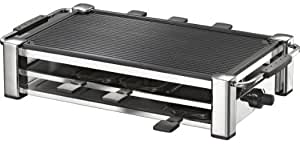 ROMMELSBACHER RCC 1500 Fashion - RACLETTE - 1500 Watt - chrom