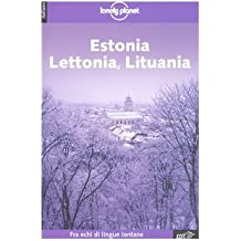 Lonely Planet: Estonia, Latvia e Lituania