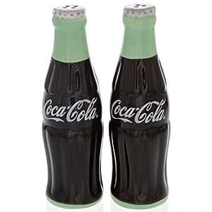 Coca-Cola machines automatiques de vente de boissons :  Home Collection Salière et poivrière Par Sunbelt
