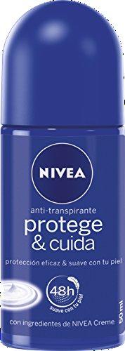 Nivea Protege & Cuida Antitranspirante Desodorante Roll On - 50 ml