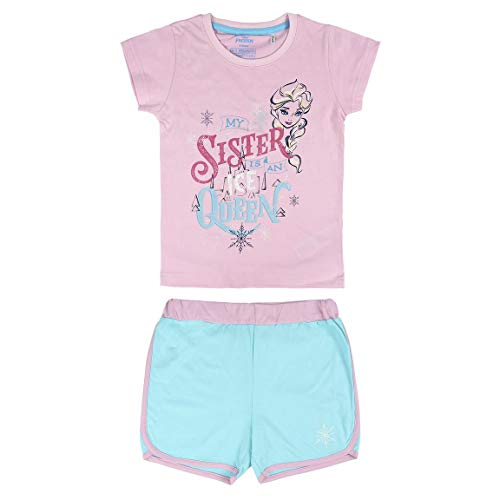 Cerdá 2200003464 Conjuntos de Pijama Azul C37, 6 para Niñas