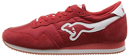 KangaROOS to locate Invader Basic Low Top Trainers
