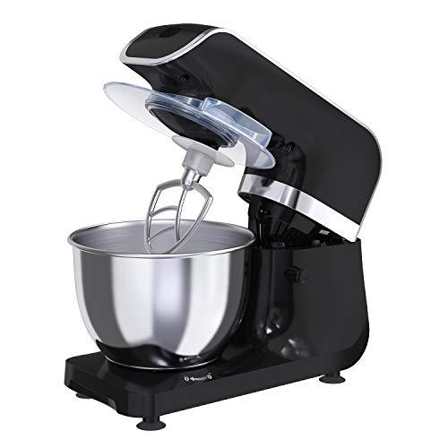 MLITER Robot Pâtissier avec 4L Bol Inoxydable...