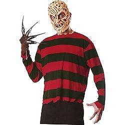 Disfraz de hombre Freddy Krueger