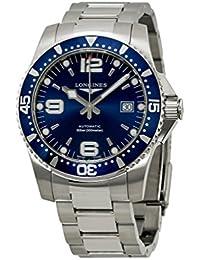 Longines L36424966 - Reloj para hombres, correa de acero