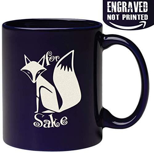 -Fox Sake-Einzigartiges Fox Mottoparty Geburtstag Geschenke für Herren oder Frauen, Fox Lover Geschenke für SIE oder Ihn Idee für Büro Coworker und Best Friend ()