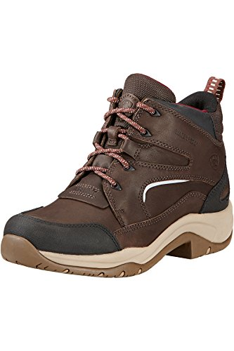 Ariat Damen Reitschuhe Telluride II H2O Wasserdicht, Dark Brown, 7 (41)