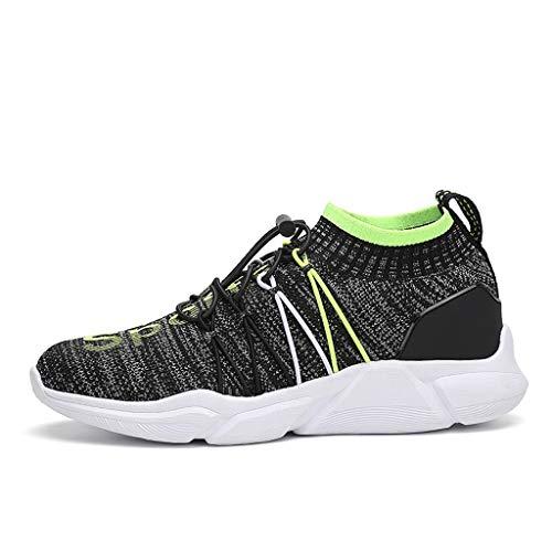 Mode Unisex-Paar Casual Schuhe Multifunktions,Damen Herren Sneaker Air Laufschuhe,Wanderschuhe mit weichen Schuhen Camper-Walk-Sport-Jogging-Arbeitsschuhe URIBAKY