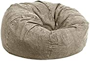 Regal In House Jeans Bean Bag Chair Large Size - Light Grey - JBB0159S013