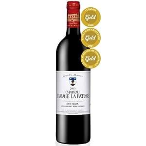 Laithwaites Chateau Ramage La Batisse Cru Bourgeois Bordeaux 2003 75 cl