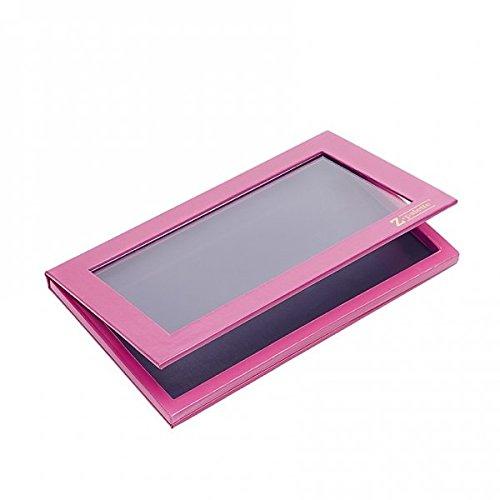 Z Palette - Palette/Boîtier de Maquillage - Grand Rose Vif - Maquillage Non Compris