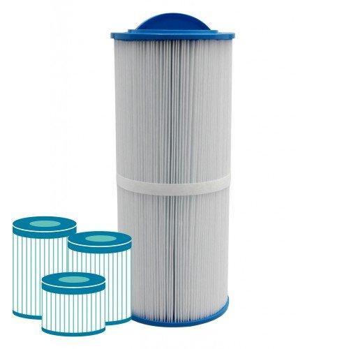 6x ma50m Spa Whirlpool Filter Universal Fit Darlly UNICEL Pleatco Filbur Whirlpool