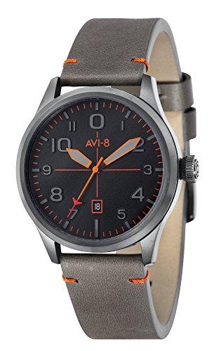 Grigio Flyboy orologi di avi-8