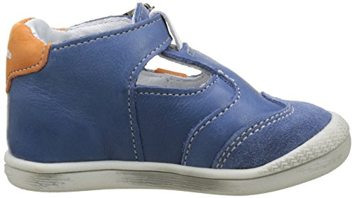 Babybotte Pudding, Bottillons Bébé Garçon Bleu (Bleu/Orange)