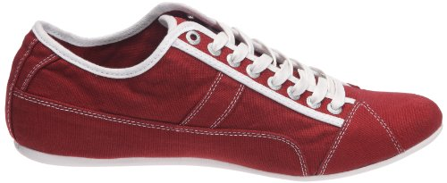 Redskins Tempo, Baskets mode homme Rouge (Rouge/Blanc)