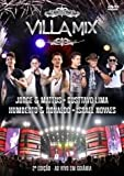Villamix - Edicao 2 - Ao Vivo Em Goiania (Dvd & Cd - Jorge & Mateus/Gusttavo Lima/Humberto & Ronaldo. . .