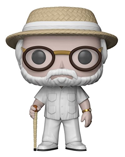 POP Movies Jurassic Park John Hammond Vinyl Figure