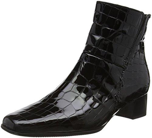 Gabor Shoes Comfort Basic, Stivaletti Donna, Nero (Schwarz Mel.), 35.5 EU