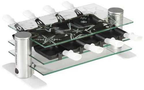 Lagrange 9802 Raclette 8 Transparence® Edition spéciale fêtes